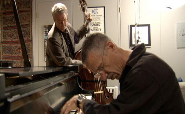 Keith Jarrett, Keith Jarrett und Charlie Haden mit neuem Duo-Album Last Dance