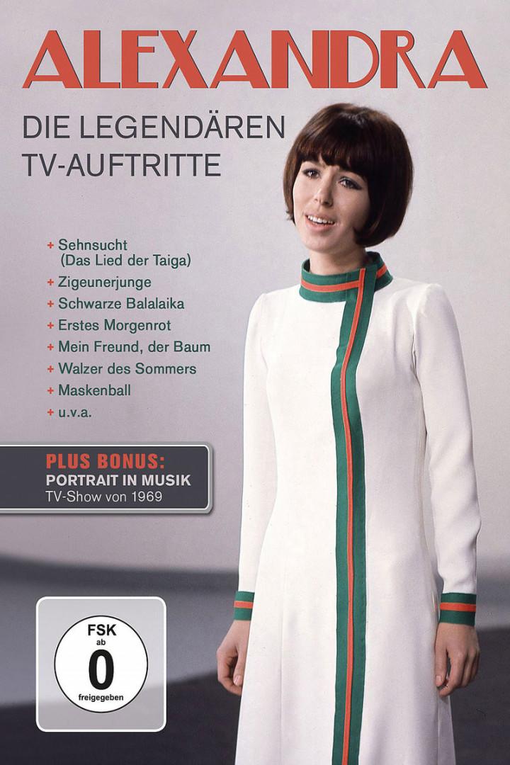 Alexandra - Die legendären TV-Auftritte (DVD)