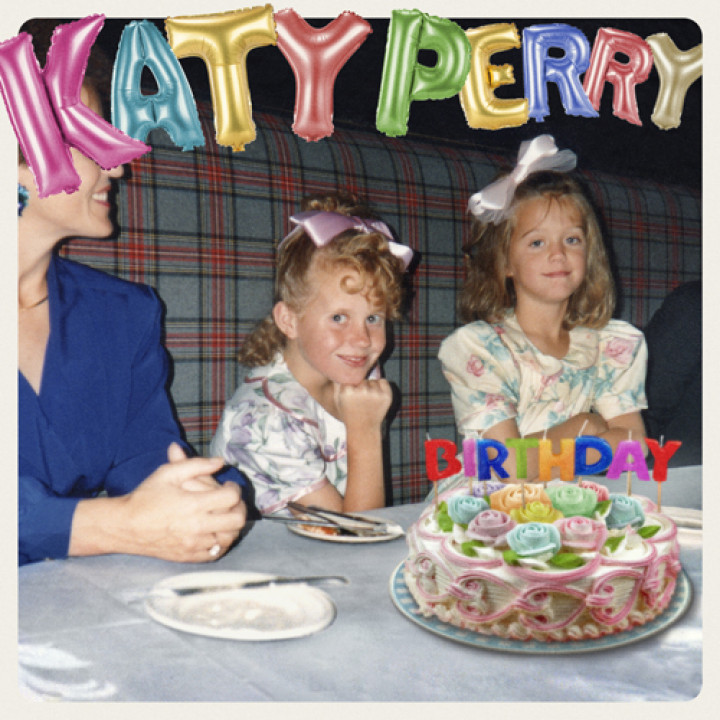 Katy Perry Birthday Cover