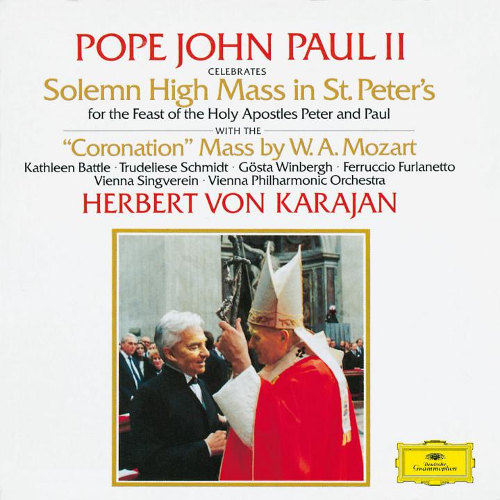 Solemn High Mass in St. Peter's