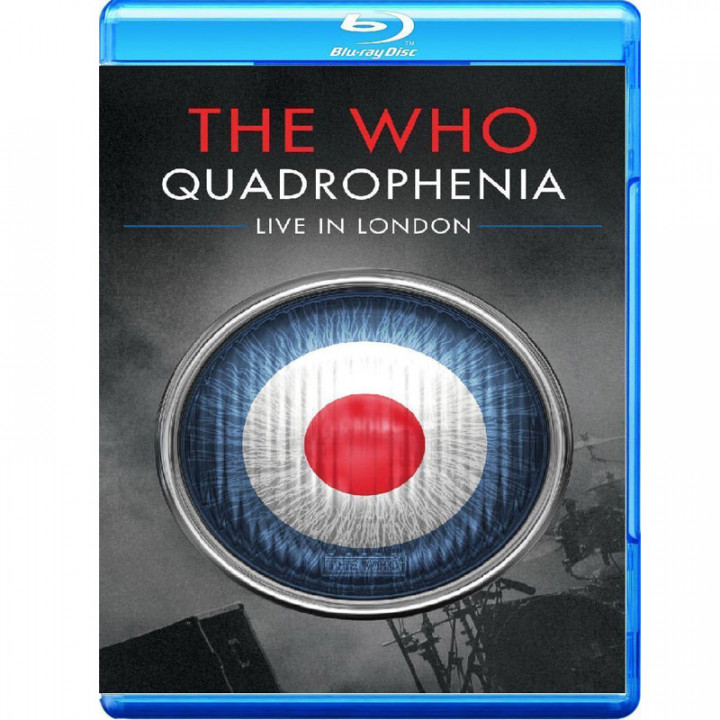 The Who - Blu-Ray - Video