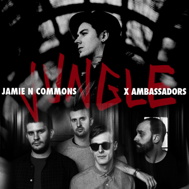 Jungle - X Ambassadors And Jamie N Commons
