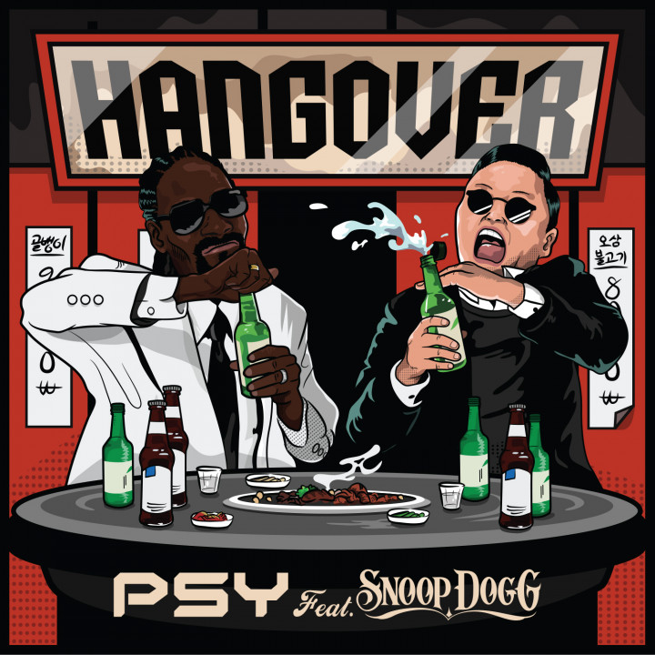 "PSY ""Hangover"" feat. Snoop Dogg"