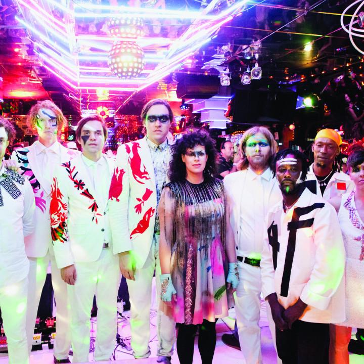 Arcade Fire Live 2013 (6)