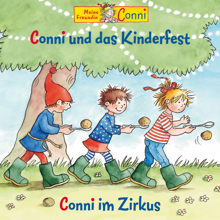 Conni - 42: Conni und das Kinderfest Conni im Zirkus