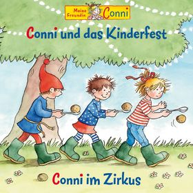 Conni, 42: Conni und das Kinderfest / Conni im Zirkus, 00602537853281
