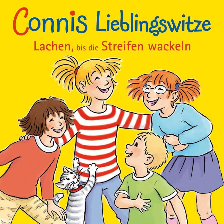Connis Lieblingswitze - Lachen... Streifen wackeln