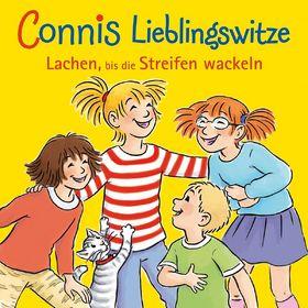 Conni, Connis Lieblingswitze - Lachen... Streifen wackeln, 00602537853366
