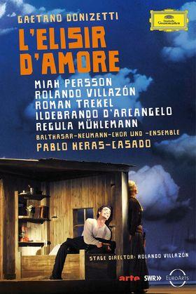 Rolando Villazón, Donizetti: L'elisir d'amore, 00044007349335