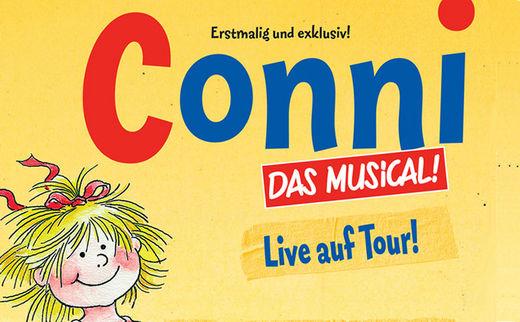 Conni, Conni geht auf große Musical-Tour