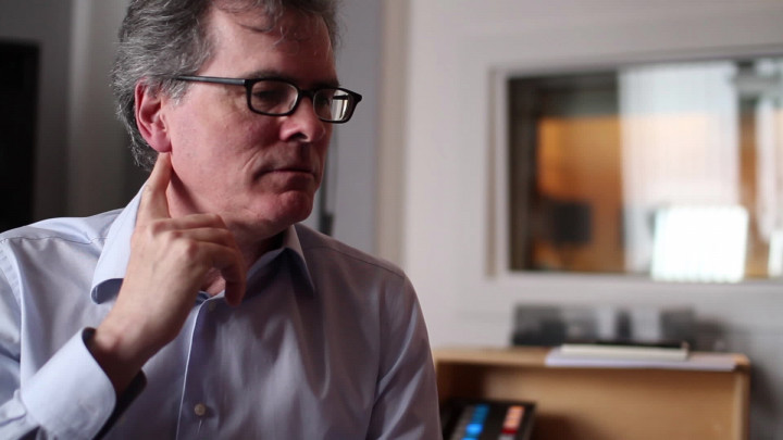 Sid McLauchlan (Recording Producer) über Claudio Abbado
