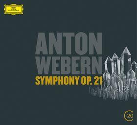 20 C, Webern: Symphony op. 21, 00028947934318