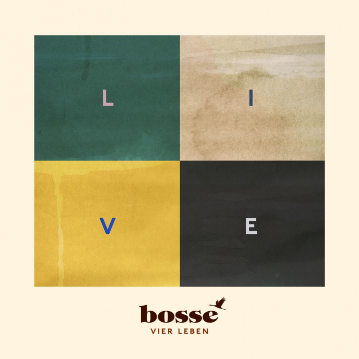 Bosse - Vier Leben (Live)