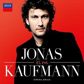 Jonas Kaufmann, It's Me - Jonas Kaufmann: Opera Arias, 00028948207183