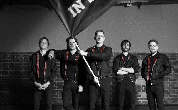Kraftklub, 12. September 2014: Countdown für das neue Kraftklub-Album In Schwarz