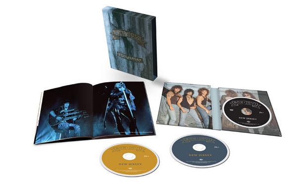 Bon Jovi, Gewinnspiel: Sichert euch jetzt das Bon Jovi-Album New Jersey in der Remastered Version