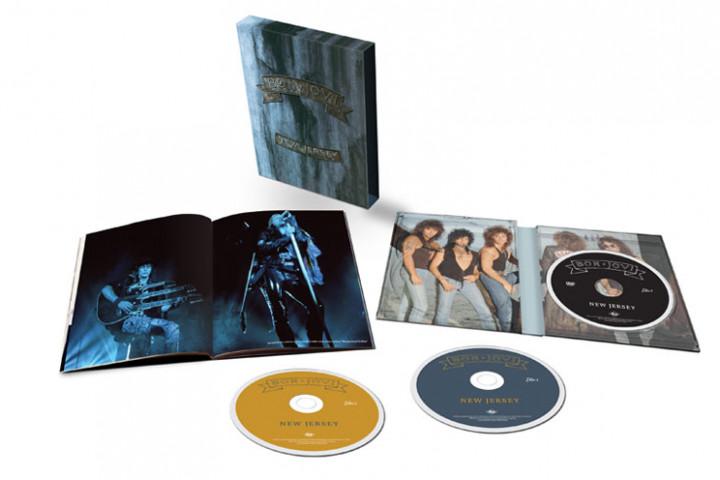 Bon Jovi - Super Deluxe - New Jersey