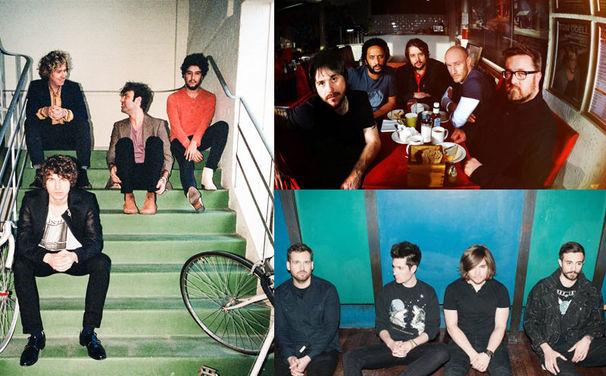 Bastille, 27. und 28. Juni 2014: Southside und Hurricane Auftritte von Elbow, The Kooks und Bastille nochmal ansehen