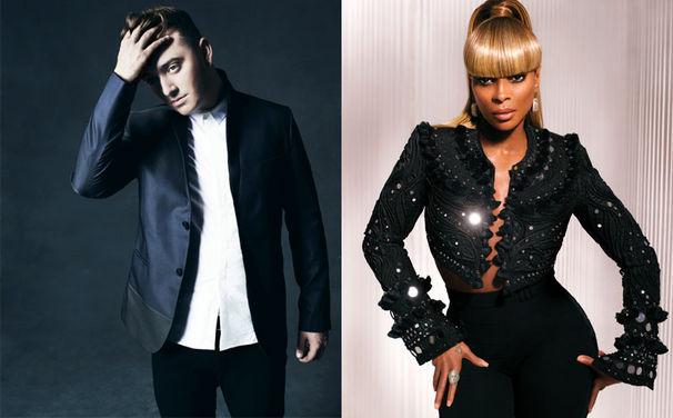 Sam Smith, Sam Smith und Mary J. Blige veröffentlichen ihr Duett Stay With Me