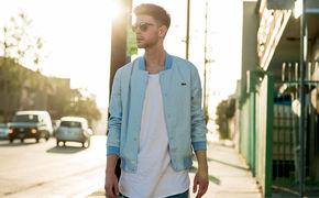 Olson, Deutscher Rap mit Herz: Olson veröffentlicht sein Debütalbum Ballonherz
