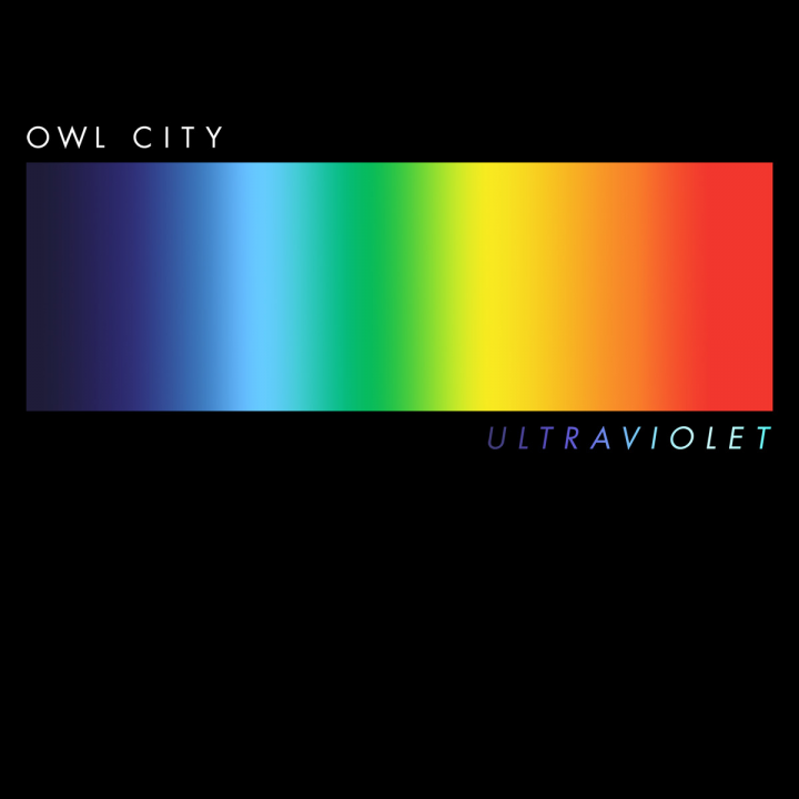 Owl City Cover EP Ultraviolet