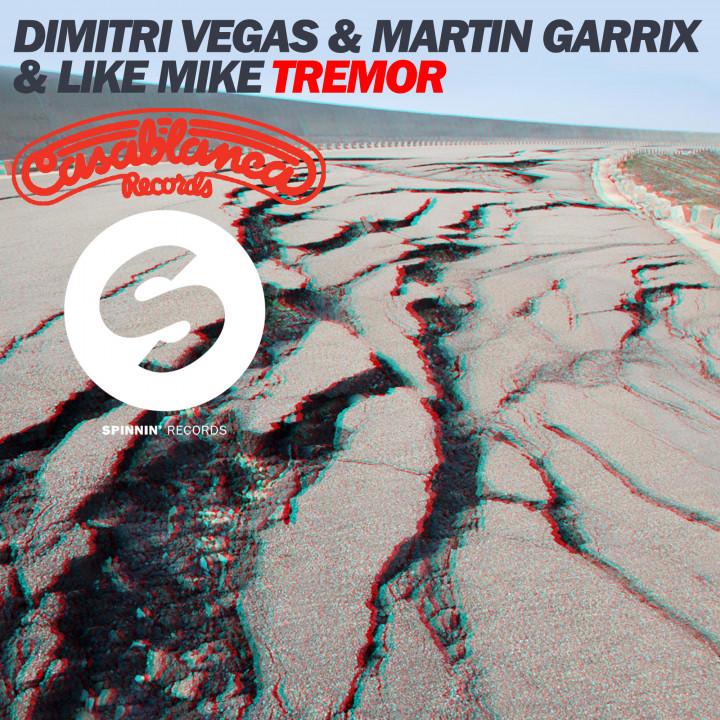 Tremor - Martin Garrix, Dimitri Vegas & Like Mike