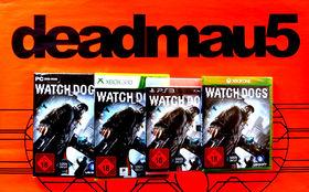 deadmau5, Deadmau5 als Charakter in Watch Dogs: Wir verlosen je ein Spiel für drei Konsolen und den PC