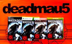 deadmau5, Gewinnspiel: Staubt hier das Ubisoft-Game Watch Dogs für eure Konsole ab