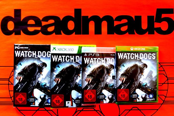 Deadmau5 - Gewinnspiel