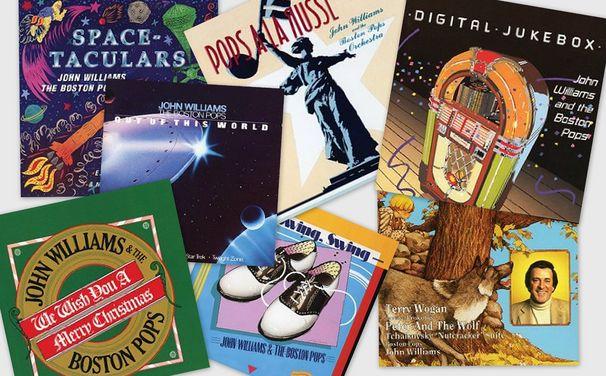 Diverse Künstler, Eine nationale Ikone - Das Boston Pops Orchestra