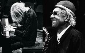 Charles Lloyd, Carla Bley und Charles Lloyd zu NEA Jazz Masters geadelt