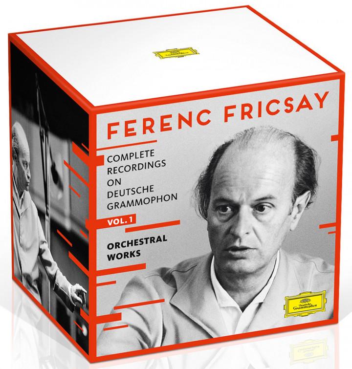 Ferenc Fricsay - Sämtliche DG Aufnahmen (Vol.1)