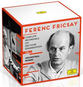 Box-Sets und Editionen, Ferenc Fricsay - Sämtliche DG Aufnahmen (Vol.1), 00028947926917