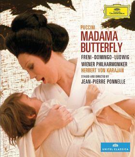 Christa Ludwig, Puccini: Madama Butterfly, 00044007351314