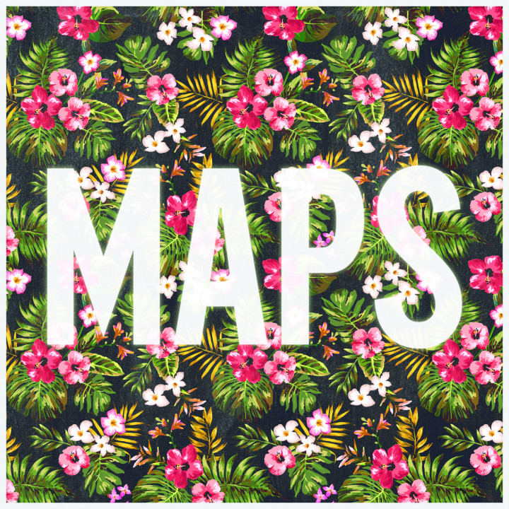 Maroon 5 Maps Cover