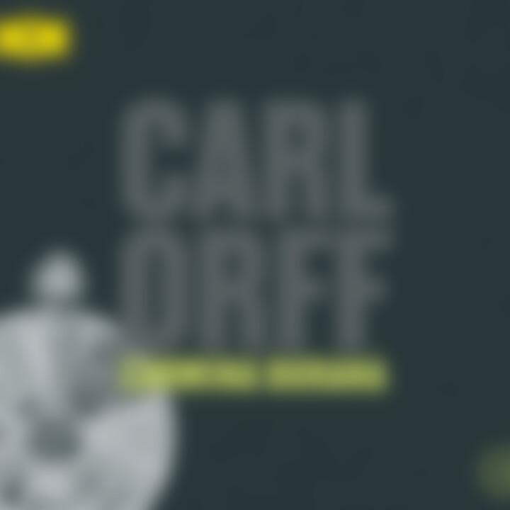 Orff: Carmina burana - 20C