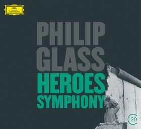 20 C, Glass - Heroes Symphony, 00028947934349
