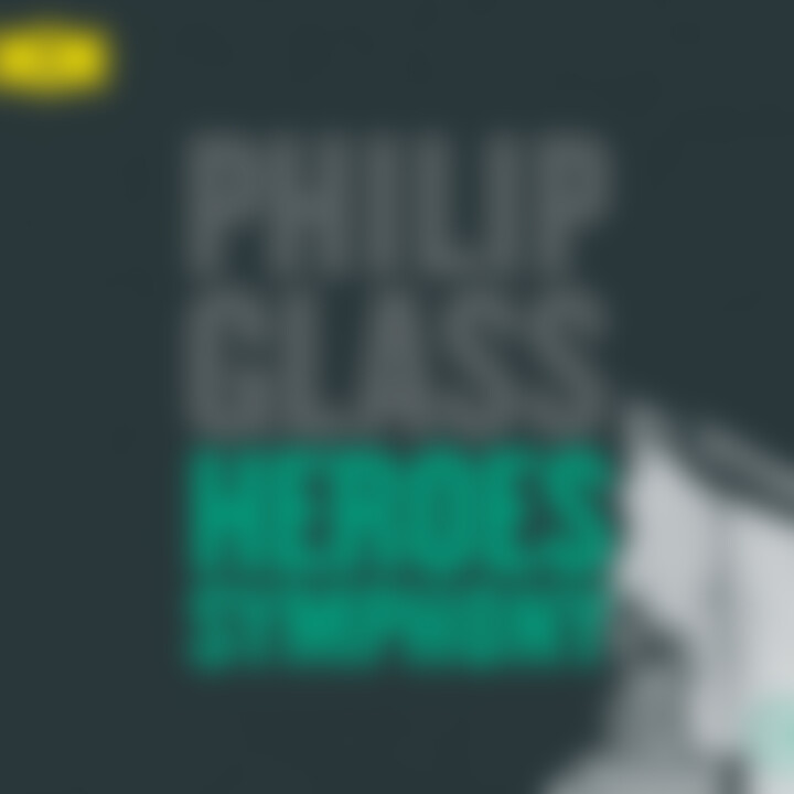 Philip Glass: Heroes Symphonie - 20C