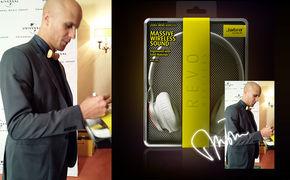 Milow, Von Milow für euch signiert: Gewinnt schnurlose Kopfhörer von Jabra