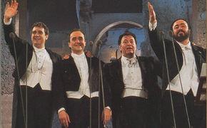 Luciano Pavarotti, Viva la Fußball-Fiesta!