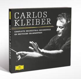 Carlos Kleiber, Carlos Kleiber: Sämtliche Orchester-Aufnahmen bei DG, 00028947931874