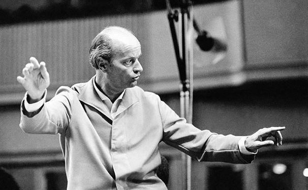 Ferenc Fricsay, Der Kompromisslose - Sämtliche Orchester-Aufnahmen von Ferenc Fricsay