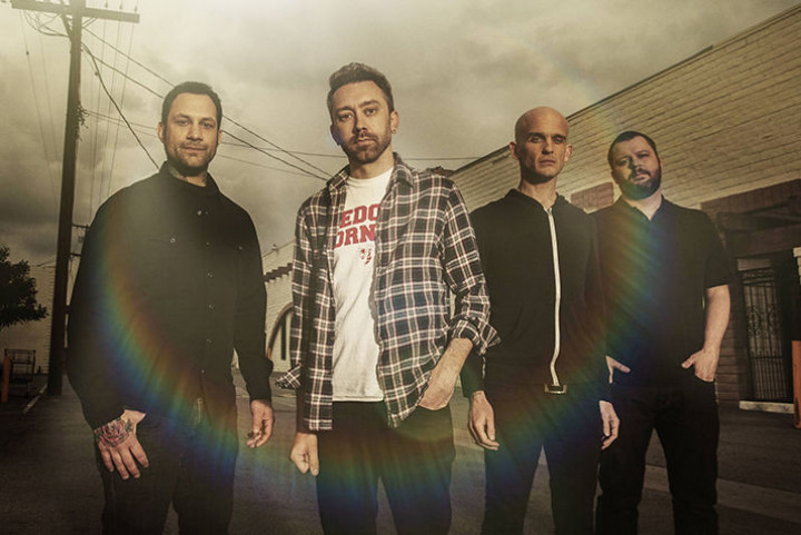 Rise Against The Black Market 2014