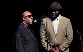Stevie Wonder, Spontaner Besuch auf der Bühne: Stevie Wonder überrascht Gregory Porter