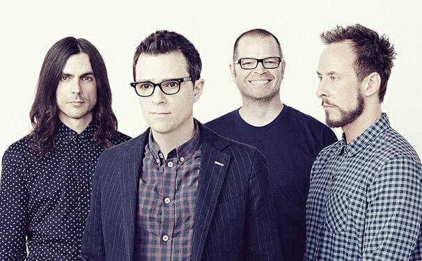 Weezer, Jetzt anhören: Weezer präsentieren Rock-Ballade Cleopatra vom neuen Album