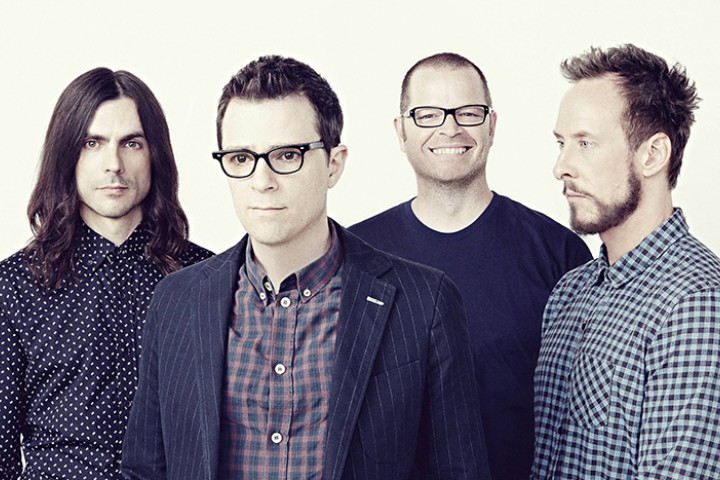 Weezer Everything will be alright in the end 2014