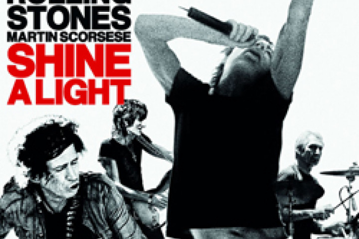 Rolling Stones Shine A Light Cover