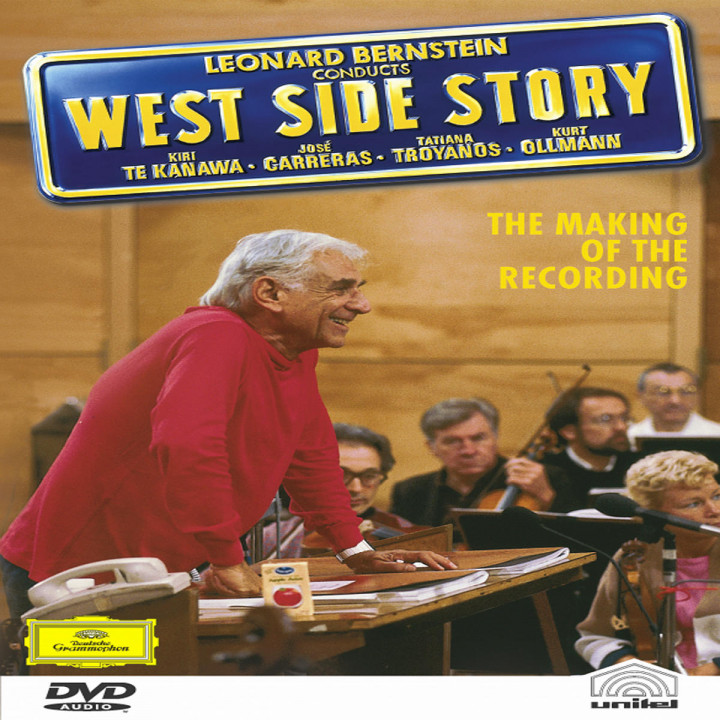 Bernstein: The making of West Side Story