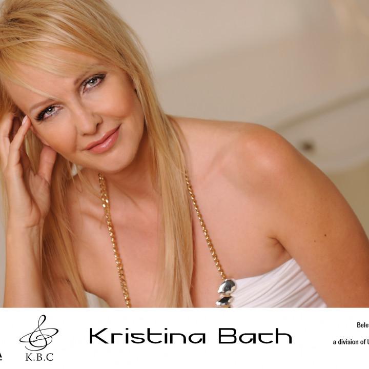 Kristina Bach – Pressefotos 2014 − 2