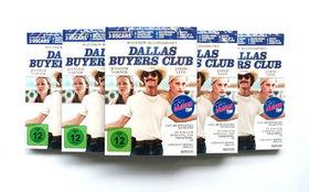 THIRTY SECONDS TO MARS, Dallas Buyers Club: Hier habt ihr die Chance auf eine von fünf DVDs des ausgezeichneten Filmes
